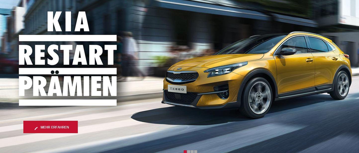 Kia Prämien bei Allemann Automobile Ag
