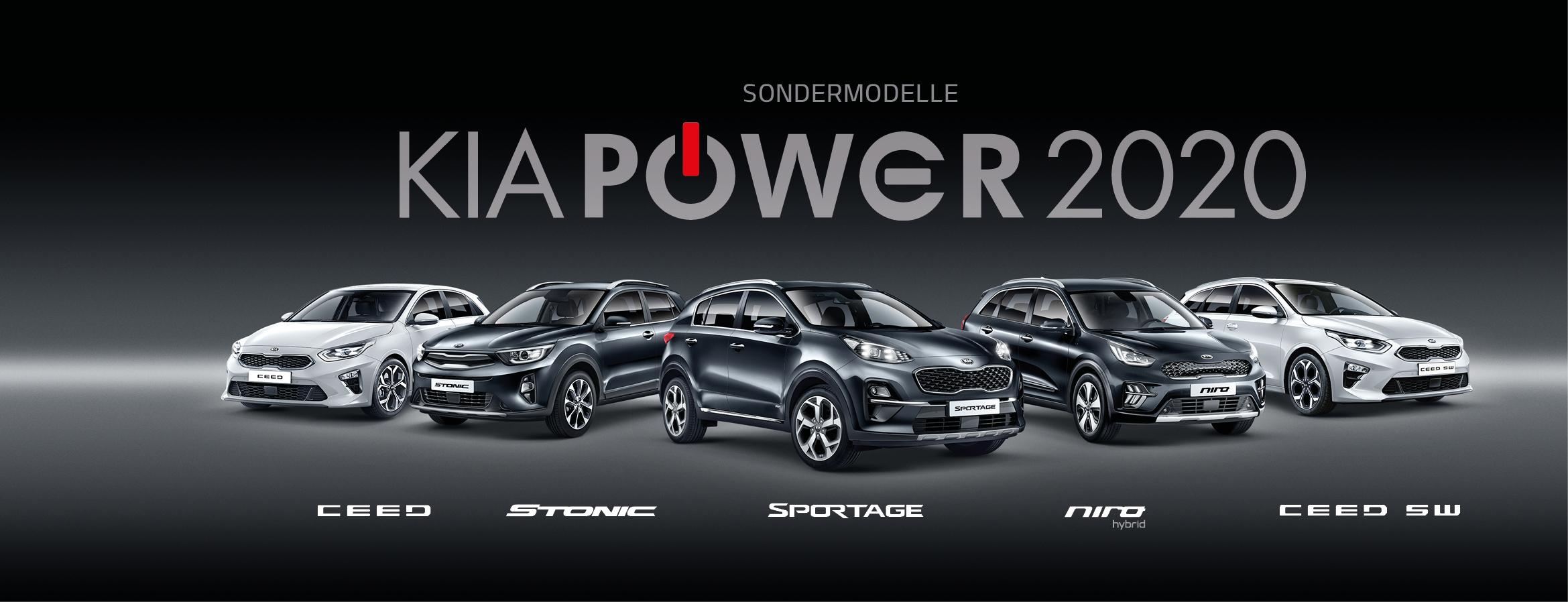 Kia Power 2020