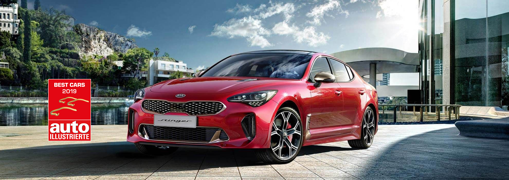 KIA STINGER 370 PS