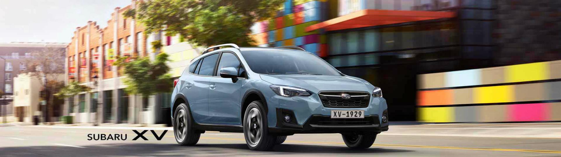 der Subaru XV macht alles mit, was Ihnen Spass macht