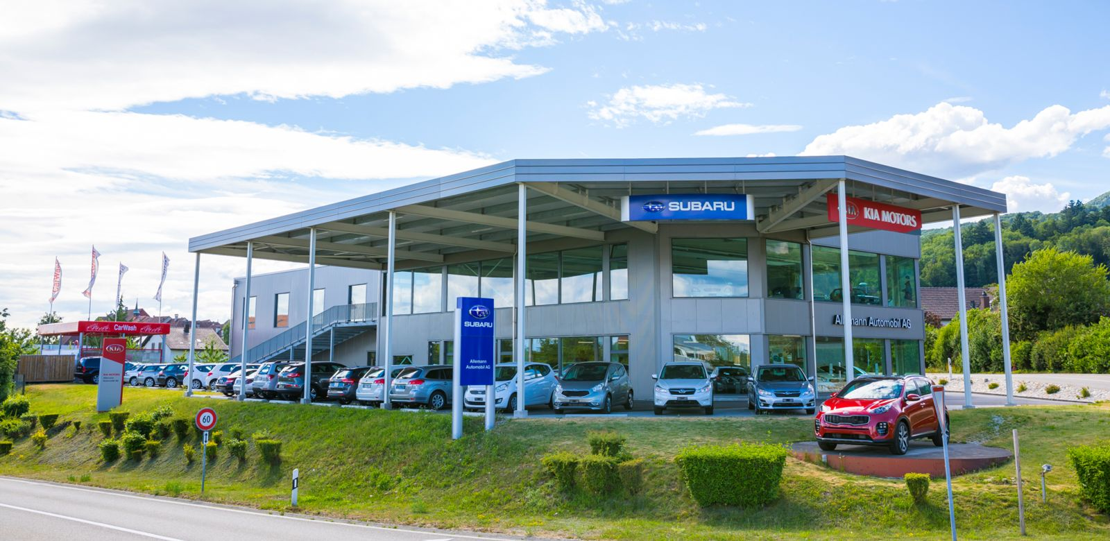 Allemann Automobil AG Wiedlisbach